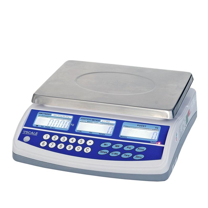 počítacie váhy