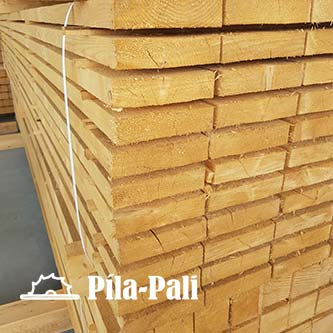 Drevené fošne 50 x 200 mm v dĺžke od 3m až 10m od Píla Pali pri Bratislave